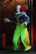 "NECA IT (1990) Pennywise 8"" Clothed Action Figure"